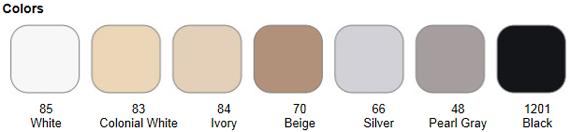 Glasbord Molding  Colours