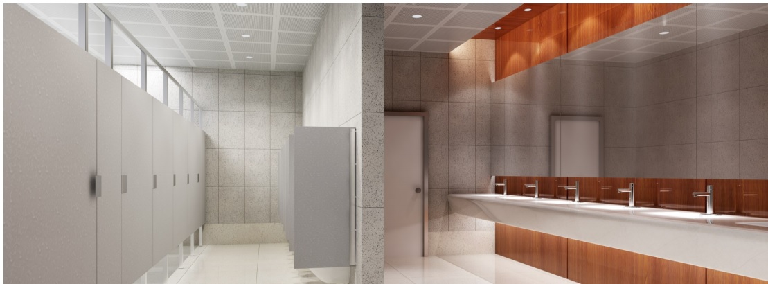 eclipse washroom partitions